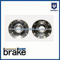 daewoo 575735 tampões das rodas triciclo roda dianteira hubs