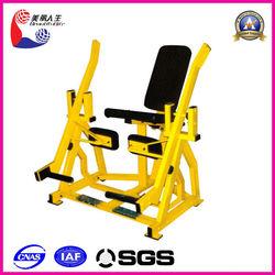Lateral Leg Extension waist gym equipment