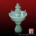 Atacado interior& exterior porcelana decoração fotos de fontes de água