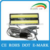 2014 Hotest DRL Model,Five Color Choice High Power LED Daytime Running Light,12V 12W LED COB LED DRL,White/Yellow/Green/Red/Blue