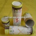 té de regalo paquete de la caja de la lata de embalaje de la máquina de papel