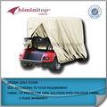 carrito de golf beige de almacenamiento de la cubierta se adapta a la mayoría de plazas 4 ez go carro del club yamaha carrito
