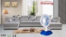 6 inch 2 in 1 Plastic Mini Fans eletrical small fan