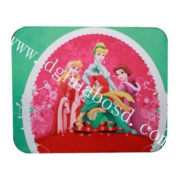 Custom photo insert mouse pad