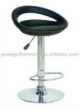 GuangYi leather bar stool