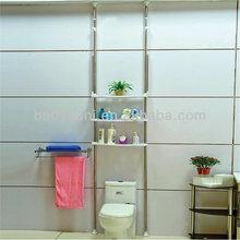 bathroom rack PP propping bath rack 3 tier bath rack DQ-0777-25A