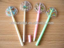 plastic cartoon character pen