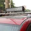 180W 12V three rows waterproof IP67 LED light bar 4x4 truck,4wd off-road vehicle