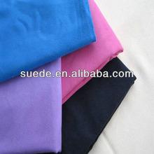 Poly/Nylon Suede for bathrobe,towel