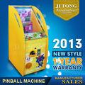 shanghai jitong madera amusment máquina de juegos para los niños