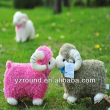 Baby I would marry you for whole life goat valentine sheep plush