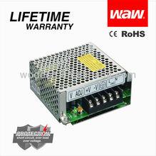 5v 5a 25w switch ac dc power supply adaptor