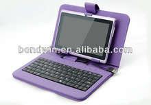 tablet pc usb keyboard 7 inch