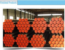 Hot Rolling 8 Inch Sch40 Material 45 Carbon Steel Seamless Pipes