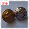 brass sewing military uniform button