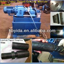 Hebei Yida rebar tapered threading machine,rebar threading machine,rebar thread rolling machine