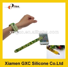 slap bracelet cheap gift screen touch pen