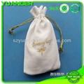 creativo de marca de lona de algodón bolsa de playa