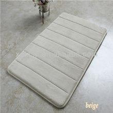 Memory Foam Absorb Water Microfiber Bath Mat