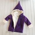 Novo modelo infantil jaqueta de couro guangzhou