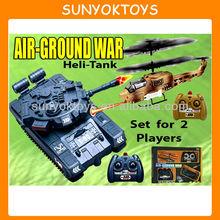 Aria terra guerra 1:48 rtr elicottero rc elettrico e serbatoio, elicotteri battaglia rc