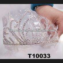 bulk princess rhinestone crystal beauty pageant crowns & tiaras