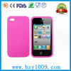 wholesale cell phone case silicone ip5s case made in china