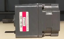 electric dc motor 60W Ratio dc servo motor