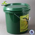 10l impressão pp plástico balde de praia de qualidade alimentar para crianças