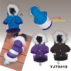 dog clothing winter