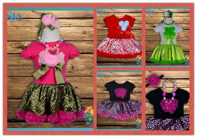 عيد ميلاد عيد الحب مجموعة الفساتين