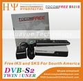 New az américa receiver Tocomfree S928S tem três cores iks sks livre