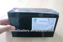Batteria al litio 12v 7ah/lifepo4 con cassa sigillata