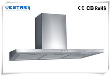 SS kitchen appliance hood with superior quality 1.low noisy