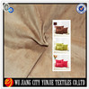 2014 100% poly suede upholstery furniture fabric
