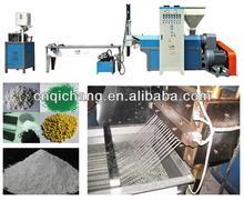 Water cooled recyle pp/pe granulating machines Parameters