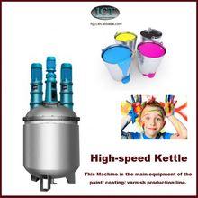 JCT metallic colors for auto car spray paint production equipment