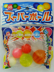 synthetic rubber bouncing ball for Japan market