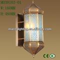 Arabe élégant, marocaine, style musulman, arabian mur lampe