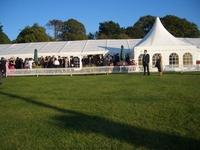 Outdoor combination waterproof big wedding tent