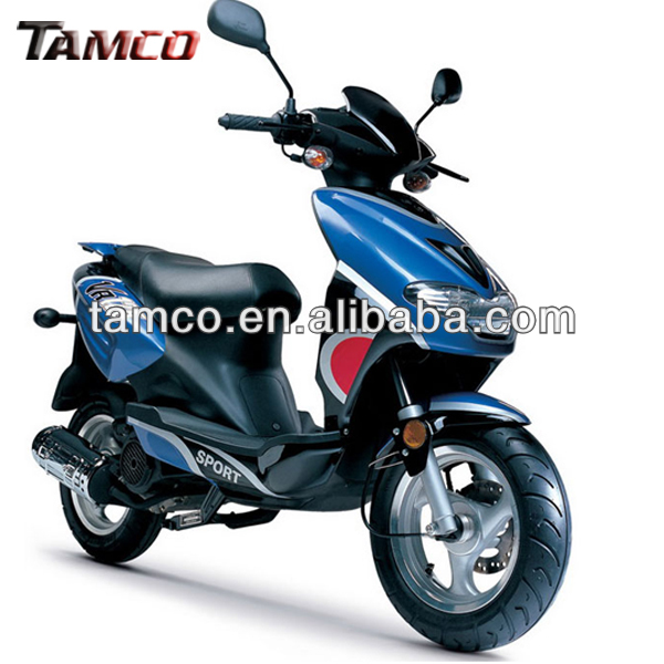 japanese Gasline scooter YB50QT-9(A)electric chopper bike for sale