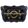 car multimedia gps for KIA Sorento with GPS/Bluetooth/Radio/SWC/Virtual 6CD/3G internet/ATV/iPod/DVR