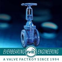 flange type os&y stem gate valve