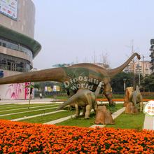 Waterproof Stone Dinosaur with Decor Names Entertainment