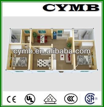 CYMB low cost prefabricated home