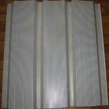 Hot sale water resistance supermarket/hotel/hall/sports center/school Corrugated Aluminum Ceiling tiles