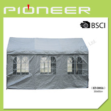 tent3x6, 8legs movable garage tent with sidewall,easy-up carport,portable carport,car shelter ,