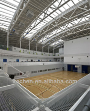 2014 NEW TYPE sports hall structure for basketball