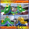 Durable water slide,inflatable bouncer water slide for adult and kids