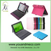 fip purple leather case with keyboard for ipad 2 with stand